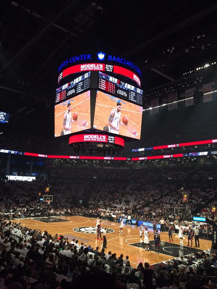 Фото №26 - Один день русского баскетболиста в НБА