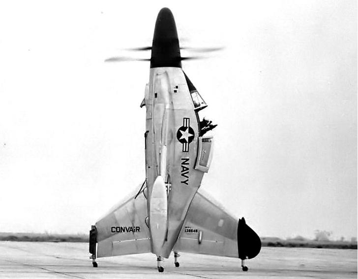 Фото №12 - 9 необычных самолетов