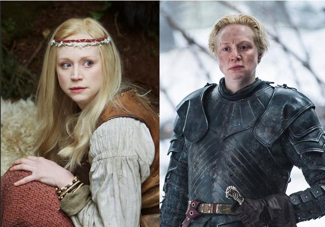 выглядели актеры игры престолов съемок сериале