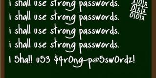 В Калифорнии законодательно запретят плохие пароли