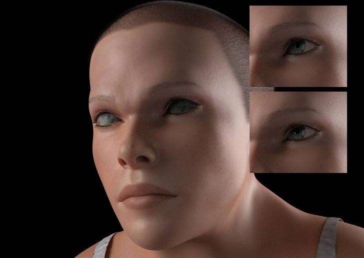 Фото №5 - Как будет выглядеть человек будущего, если верить этой 3D-модели