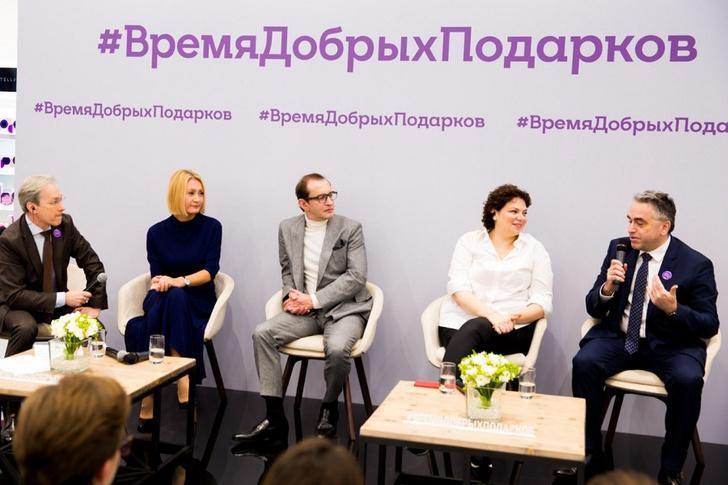 Фото №1 - Л'Этуаль и Boss Bottled запустили проект в поддержку Фонда Константина Хабенского