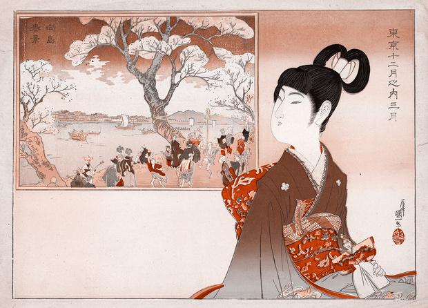 Фото №14 - За миллиард лет до 8 Марта: Какие праздники женщины придумали для себя и отмечали тайком от мужчин