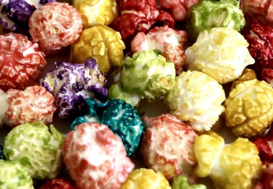 Полезные свойства попкорна