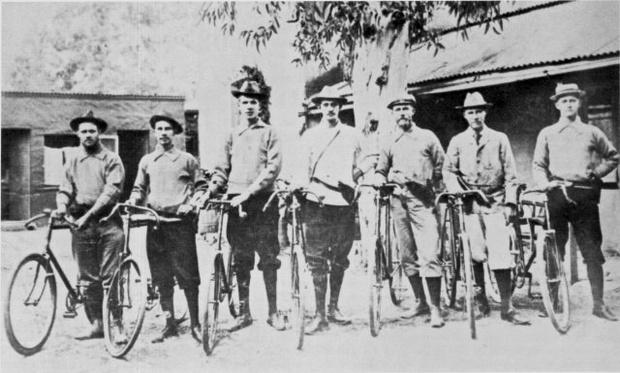 Фото №3 - Непридуманная история велосипедных войск