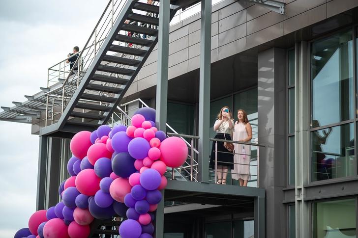Фото №3 - Sport. Summer. Style: вечеринка на крыше в честь открытия Moscow River Cup