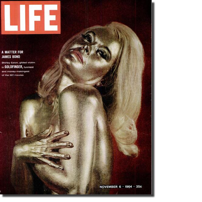 Фото №22 - Самые выдающиеся обложки в истории журнала Life
