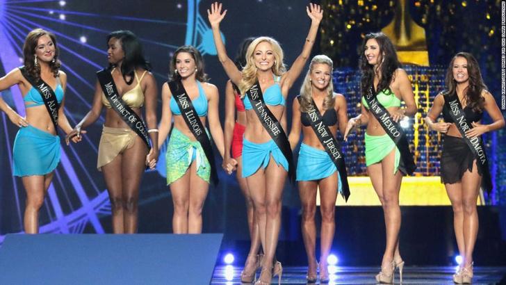 Фото №1 - Конкурс «Мисс Америка» откажется от дефиле в купальниках