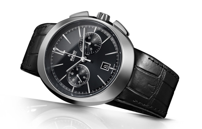 Фото №3 - Черно-белые часы этого лета