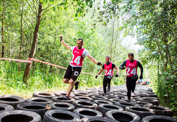 Имя им — легион. Мультиспортивное соревнование Legion X-Fit объединило лучших атлетов страны