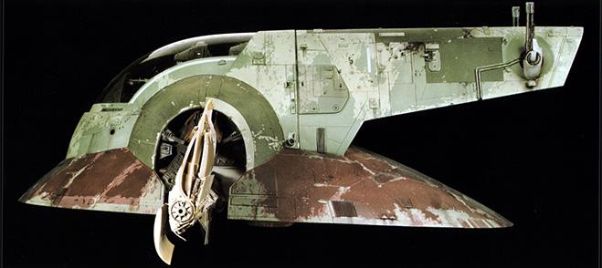 Фото №9 - 15 самых причудливых космических кораблей в кино