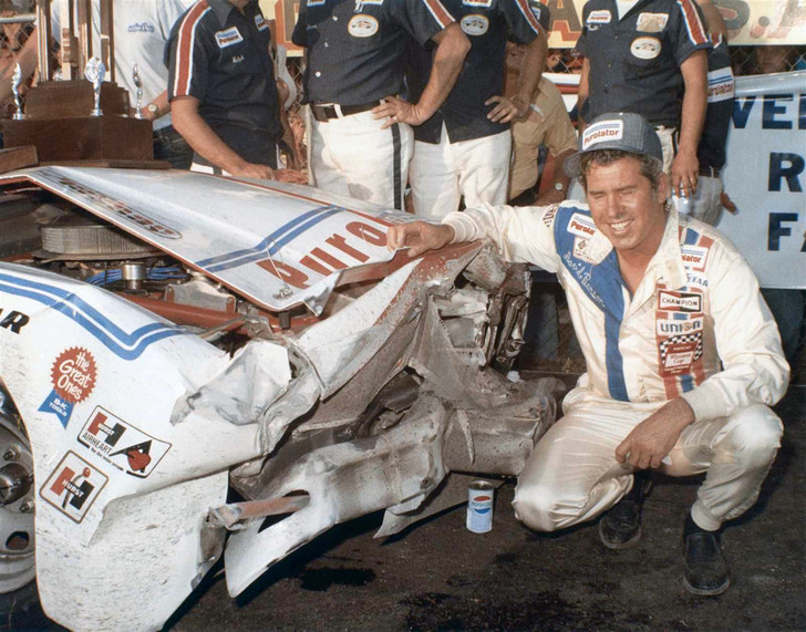 Фото №2 - Лучший финиш в истории NASCAR (невероятно увлекательное гоночное видео)
