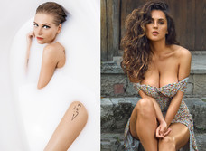 100 самых сексуальных женщин страны — 2018! Места с 30-го по 21-е
