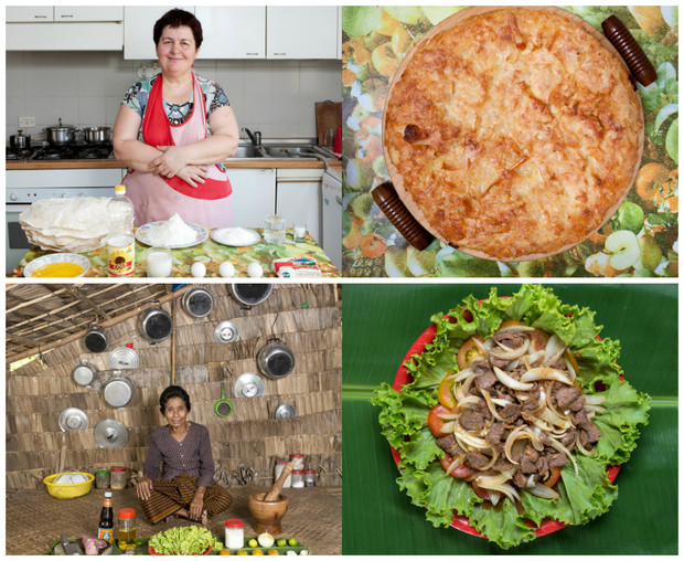 Фото №1 - Что готовят бабушки разных стран: 42 аппетитные (в основном) фотографии