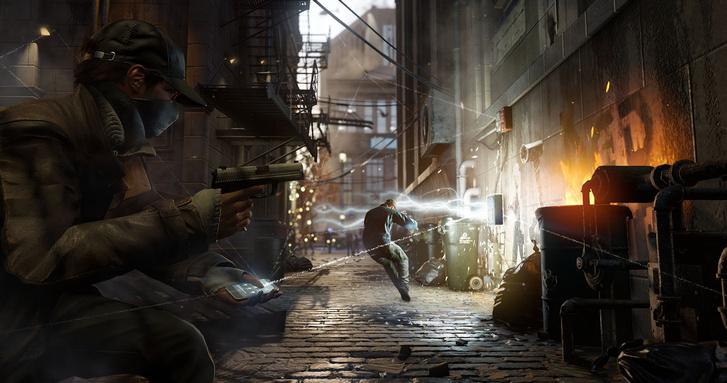 Фото №11 - 10 приятных занятий из новой игры Watch Dogs, которые запрещены законом в реальной жизни