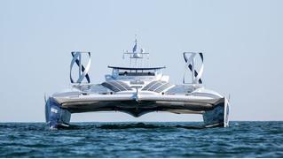 Toyota отправила корабль на водороде в плавание на 6 лет