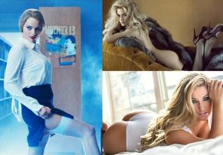 Марго Робби, Кейт Уинслет и другие самые сексуальные девушки этой недели