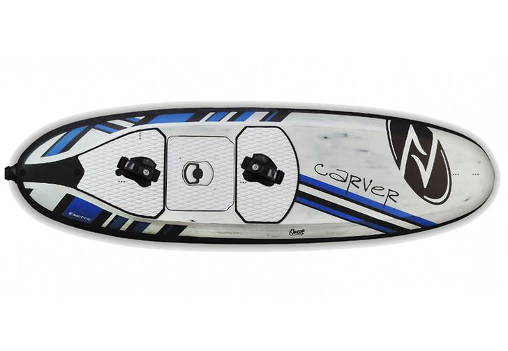 Фото №1 - Электродоска для серфинга и другие мужские гаджеты месяца