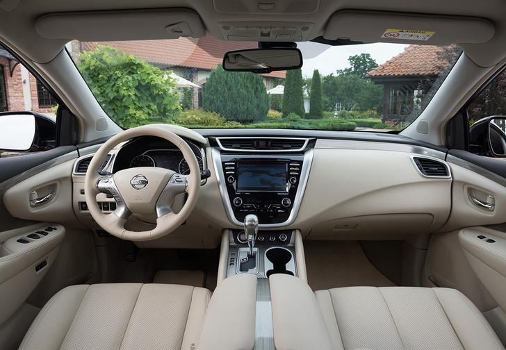 Фото №5 - Nissan Murano: без компромиссов