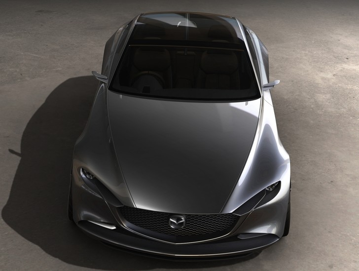 Фото №8 - Концепт-кар Vision Coupe ни на что не намекает…