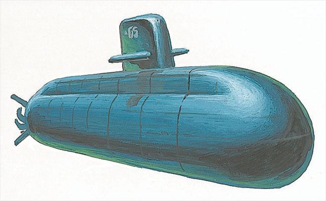 ПЛ типа 212