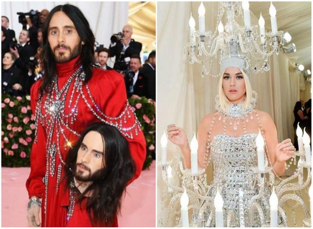 Фото №1 - 15 самых странных нарядов Met Gala 2019