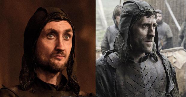 Фото №9 - 10 актеров «Игры престолов», которых заменили, но никто этого не заметил