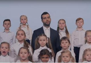 Дядя Вова, i love you: пародия на песню о Путине в шоу Урганта
