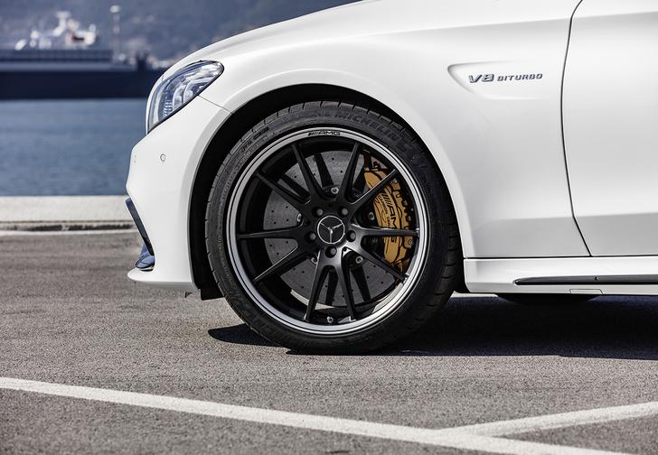 Фото №4 - Выход силы. Mercedes-AMG C 63 S