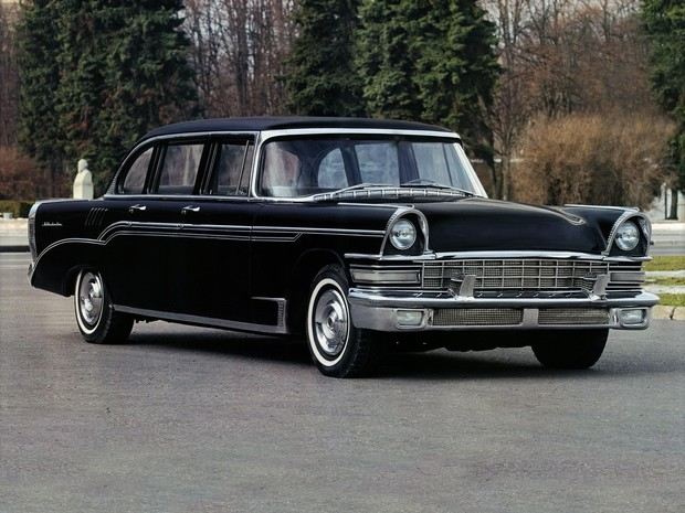 Фото №11 - 5 самых роскошных советских автомобилей