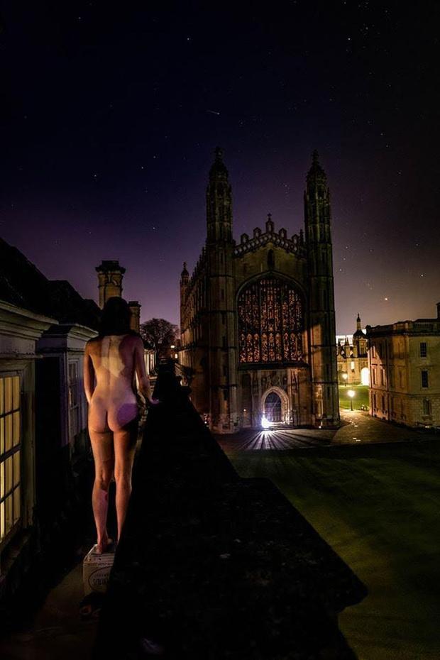 Фото №2 - Финалистки конкурса «Лучшая попа Кембриджа — 2016»!