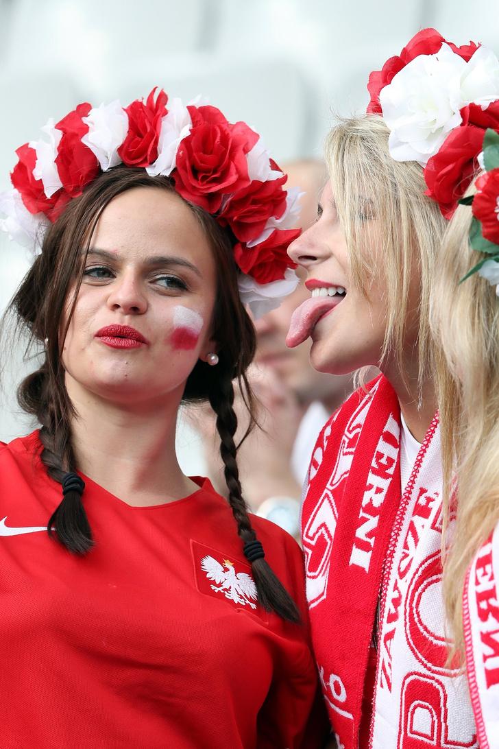 Фото №5 - Сексуальные фанатки Евро-2016 — единственный повод отвести взгляд с поля