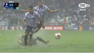Особенности игры в футбол на мокром поле (видео)
