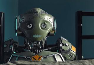 Сарик Андреасян выложил трейлер к фильму «Робо»