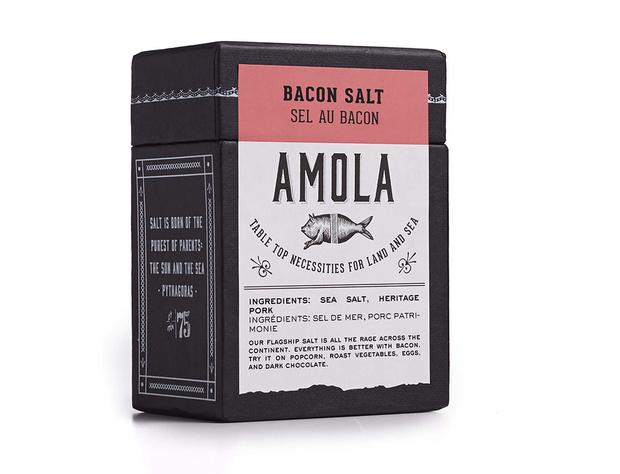Соль со вкусом бекона