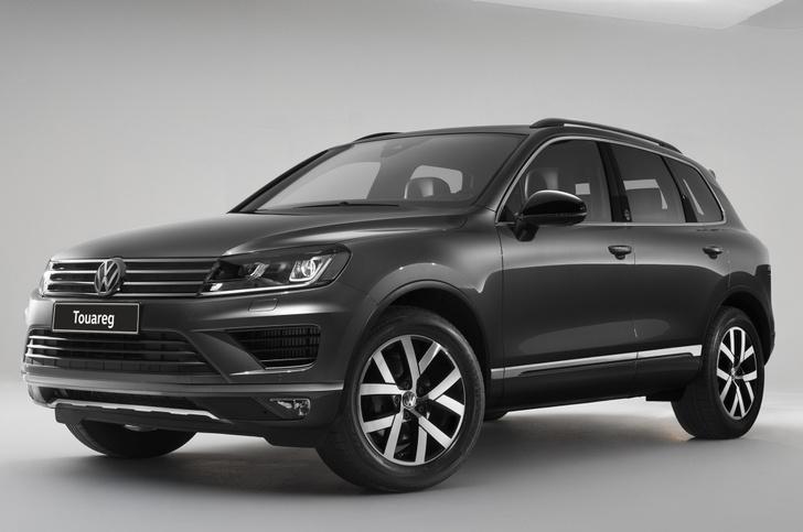 Фото №5 - Представлен новый Volkswagen Touareg. И это повод бежать за нынешним поколением прямо сейчас
