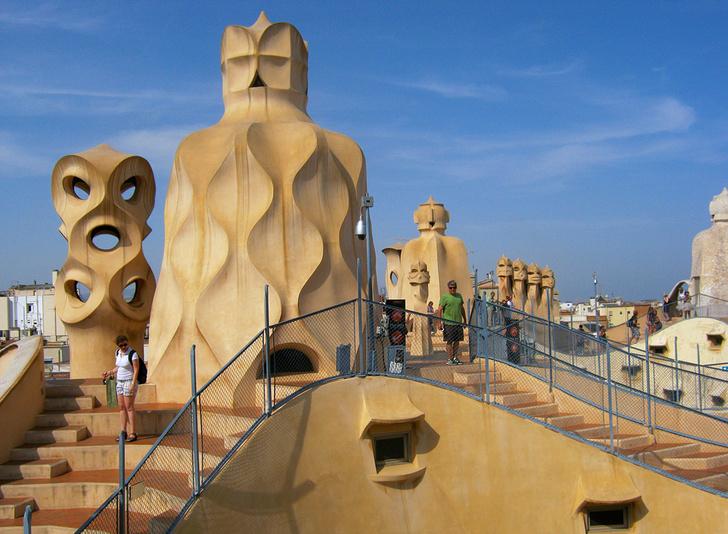 Фото №9 - Антонио Гауди— безумный архитектор, доказавший, что он был прав