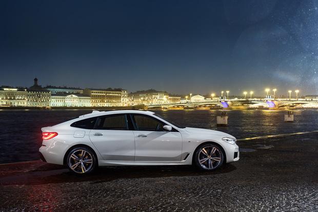 Фото №5 - BMW 6 GT: дорогая, я все починил!