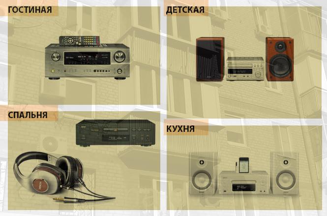 Фото №3 - Как заставить твой дом играть музыку