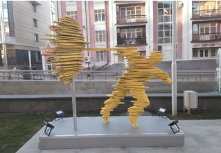 В Ставрополе открыли памятник ветру, и город действительно это заслужил (фото)