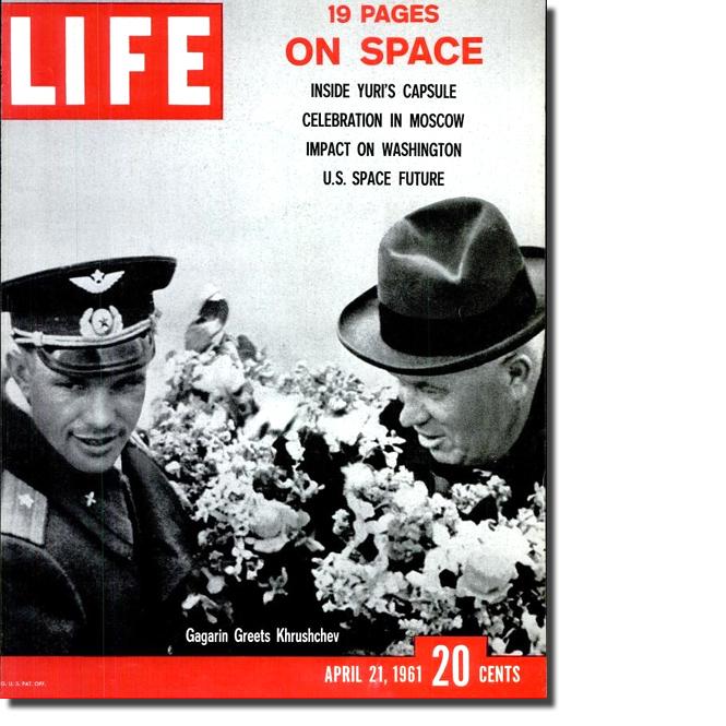 Фото №41 - Самые выдающиеся обложки в истории журнала Life