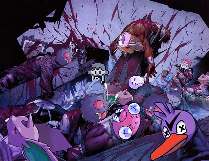 Фото №1 - Как и сколько людей убили покемоны: реальная научная статистика!