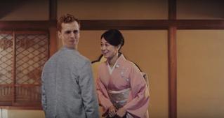 Японская реклама про плохой запах изо рта (видео)