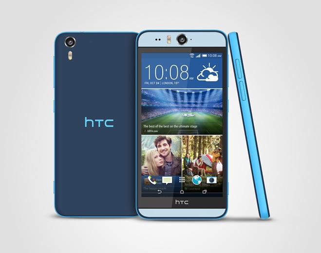 HTC Desire Eye Matte Blue