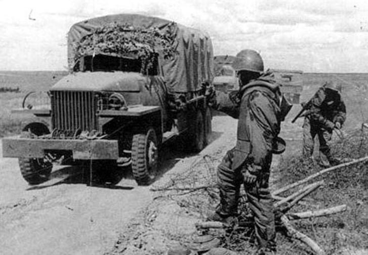 Фото №3 - «Панцирная пехота»: советский спецназ для штурма германских городов-крепостей