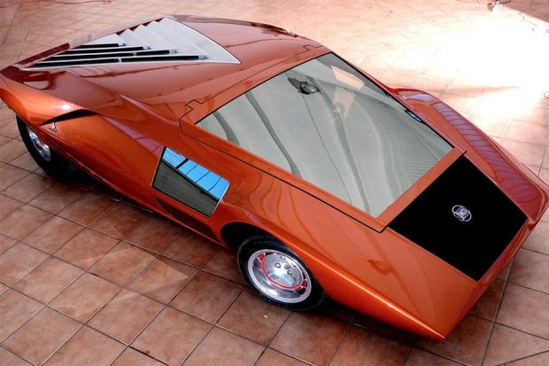 Фото №9 - Как представляли в прошлом автомобили будущего