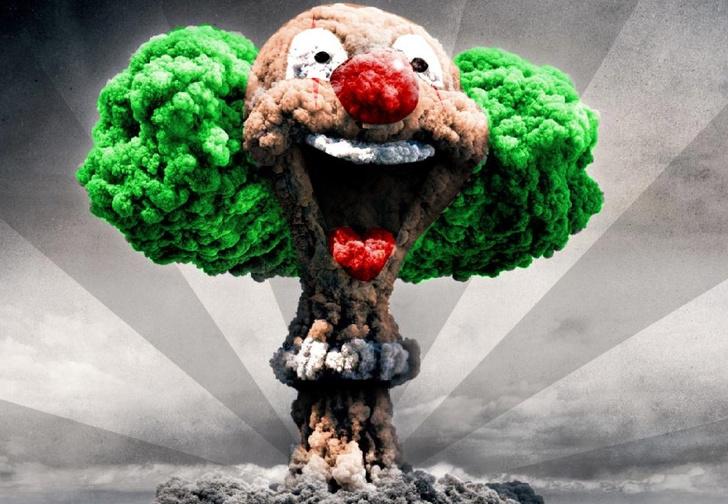 Фото №1 - Вот что произойдет, если сбросить ядерную бомбу на твой город (село, хутор, аул и т.д.)!