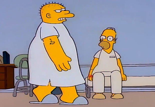 Фото №1 - Создатели «Симпсонов» удалят серию, озвученную Майклом Джексоном