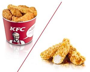 Фото №1 - Боевая курочка KFC