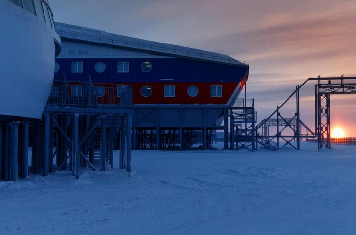 Фото №4 - Айда в виртуальный тур по российской арктической базе!